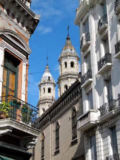 San Telmo Area Buenos Aires Argentina