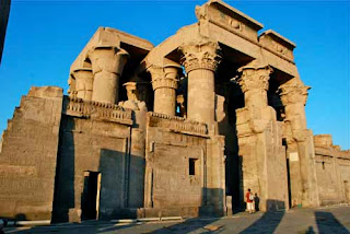 is the largest metropolis inwards Upper Arab Republic of Egypt close the site of the ancient metropolis of Thebes Luxor in addition to Temples of Kom Ombo & Edfu, Egypt