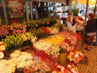 Market in Cadiz Spain