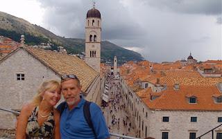 Wayne Pat Dunlap Dubrovnik Croatia