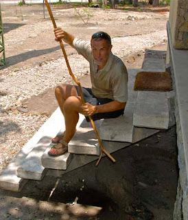Wayne Dunlap Captures Komodo Dragon Indonesia