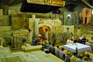 Basilica of the Annunciation Nazareth Israel