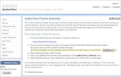 TEXT TO SPEECH CONVERTERS- Listen to any Text in Documents, Websites