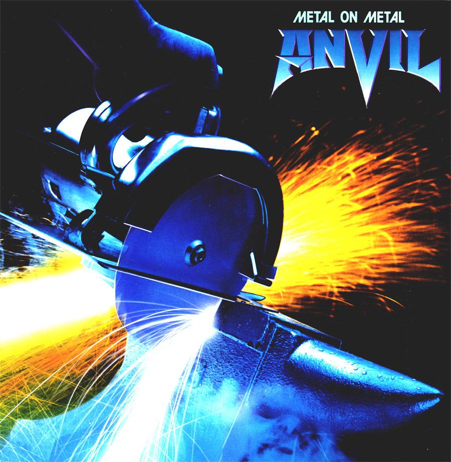 Anvil Metal On Metal