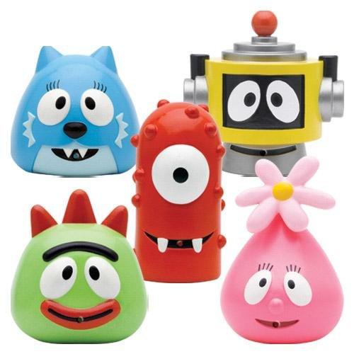 Yo Gabba Gabba Bath Toys 87