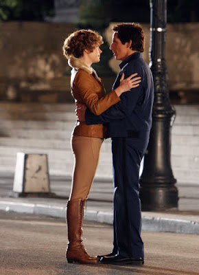 Amy Adams and Ben Stiller are in love in Night At The Museum 2.