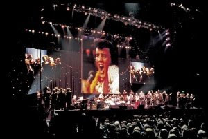 """Elvis In Concert"" To Tour In Europe"