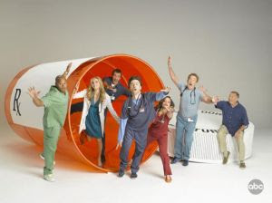 Scrubs Returns for Season 9 Dec. 1 on ABC