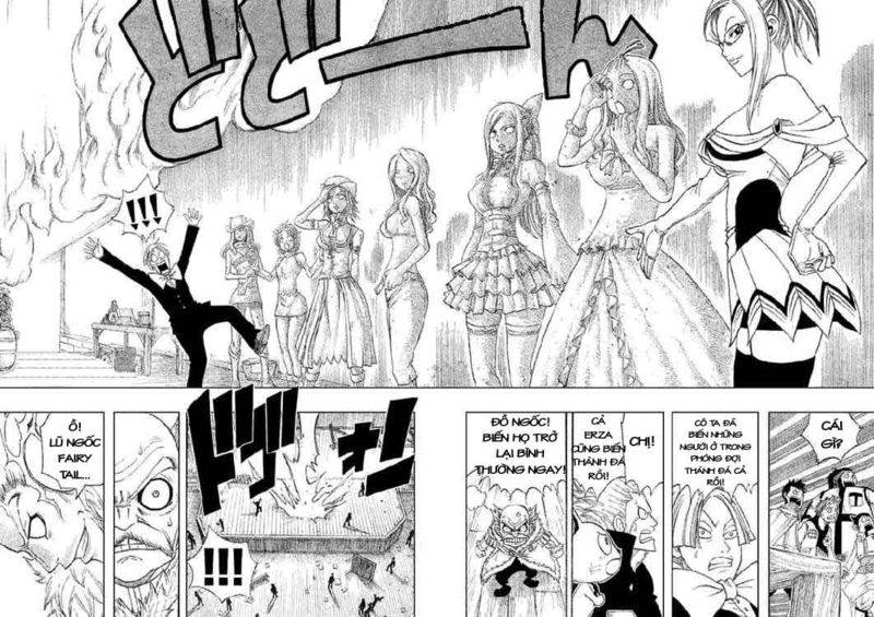 Fairy Tail Chap 107