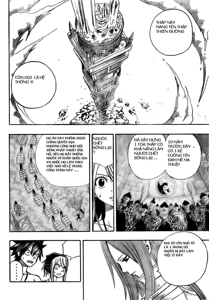 Fairy Tail Chap 80