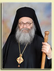 Clerical Whispers: Orthodox archbishop meets church leaders during