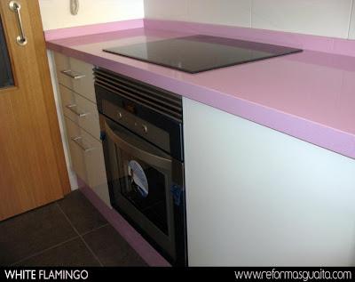 Combinar colores en la cocina decorar tu casa es for Cocina vitroceramica