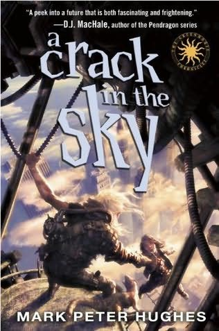 book review: a crack in the sky by mark peter hughes