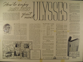 """A guide for """"How to Enjoy James Joyce's Ulysses."""""""