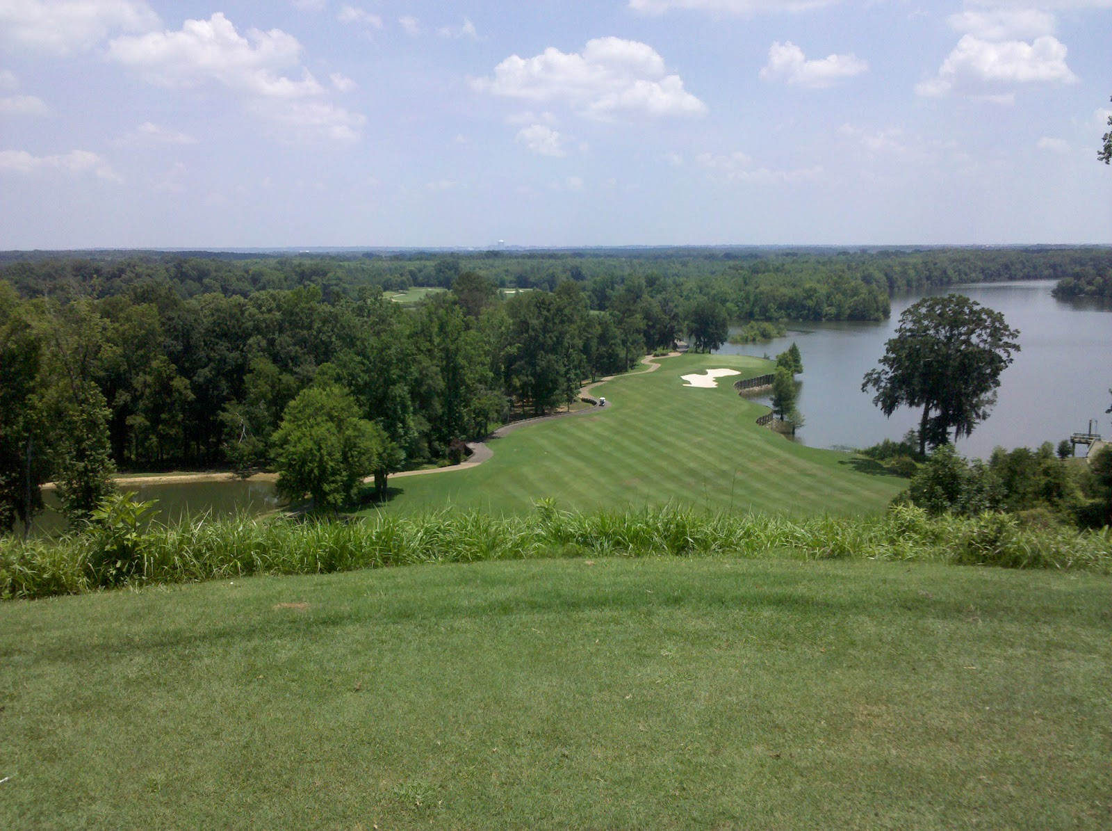 Hatton's Blog: A round on the Robert Trent Jones Golf Trail