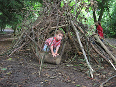 Play Day: shelter building