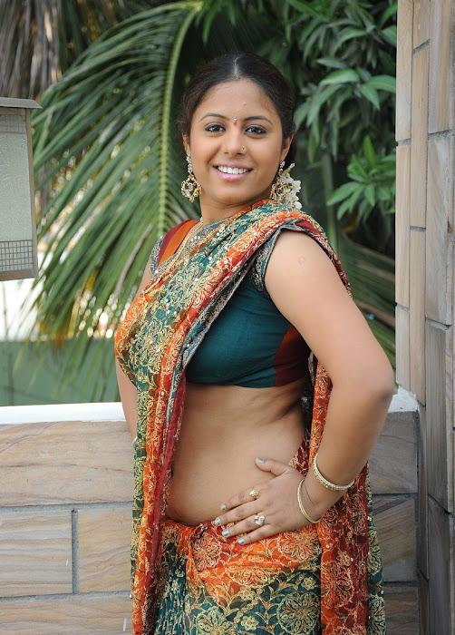 sunakshi plumpy in saree glamour  images