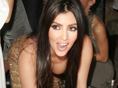 kim kardashian video free
