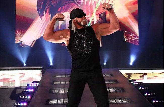 Stephen On Stuff Tna Upstages The Return Of Bret Hart