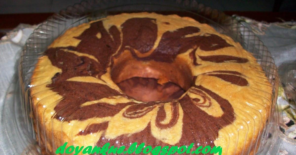 Doyan Kue Marmer Cake Buat Tante Ani