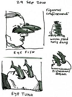 Ellis Nadler's Sketchbook: September 2010
