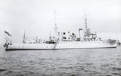 HMS Bridgewater (L-01 / U-01)