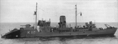 HMCS Levis (K-115)