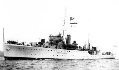 HMS Londonderry (L-76 / U-76)