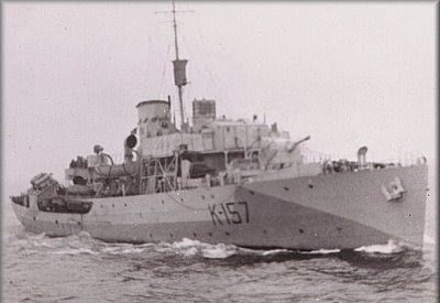 HMCS Dauphin (K-157)