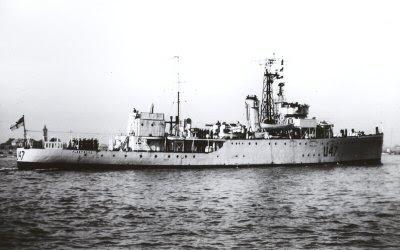 HMS Fleetwood (L-47 / U-47)
