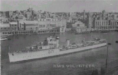 HMS Volunteer (D-71)