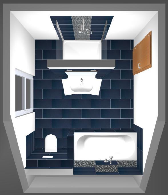 fertighaus von fingerhaus bad dachgeschoss. Black Bedroom Furniture Sets. Home Design Ideas