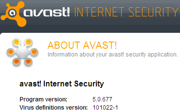 KEY 5.0.677 TÉLÉCHARGER SECURITY AVAST INTERNET