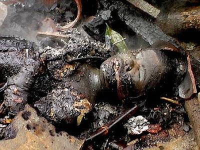 Cristãos são mortos assim com freqüência na Índia