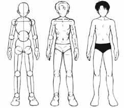 Hirrsh Kawaii Dicas Como Desenhar Manga