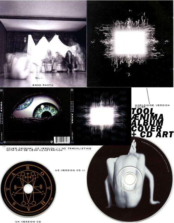 Blitzenius : Antara Wired dan Seruan Ilahi: cover art : Tool