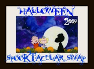 SPOOKTACULAR HALLOWEEN THEME BLOCK SWAP 2009