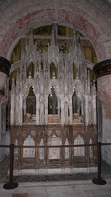 Tomb of King Edward II