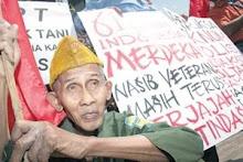 1154531431veteran Veteran Dan Mantan Pejuang Sumut Kurang Diperhatikan Pemerintah