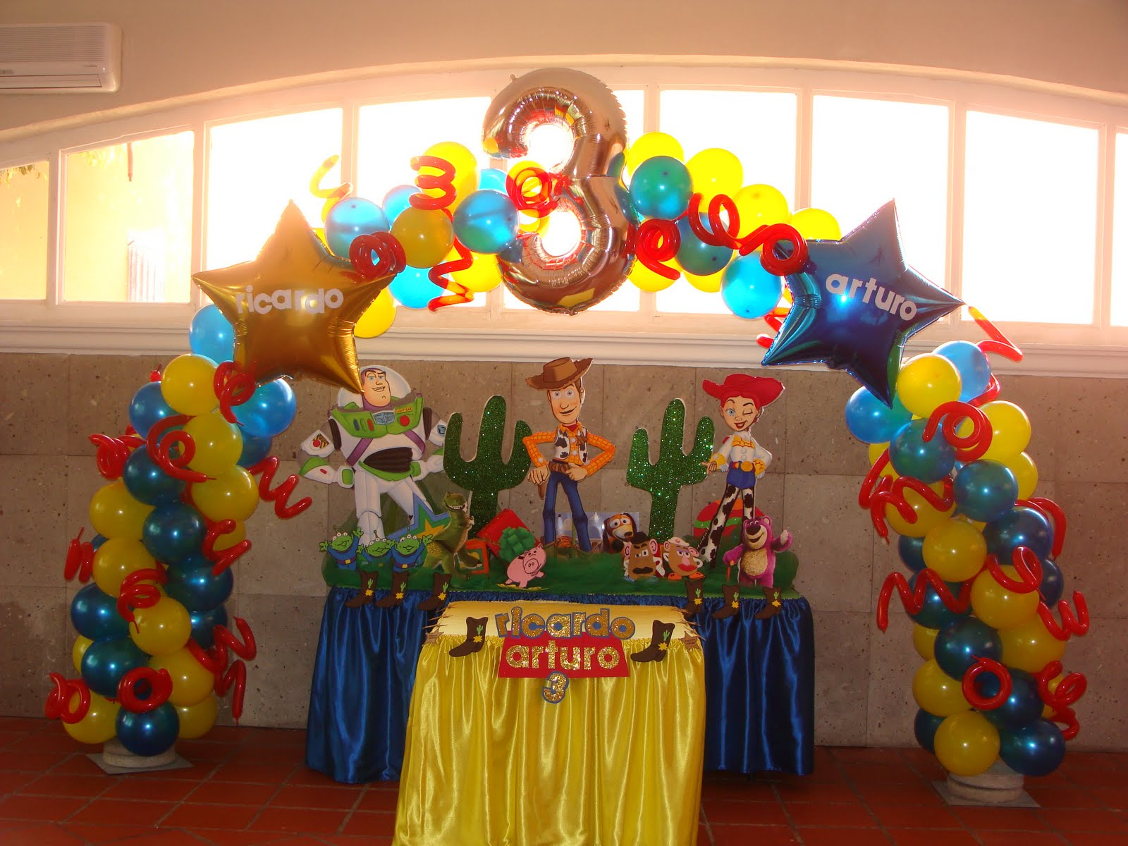 Señor Brinkos Tema Toy Story 3