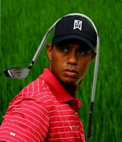 Tiger Woods Ouch