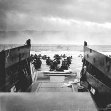 Normandy Beaches: Fought For A Cause, Not For Conquest, landing craft, Omaha Beach, 1944, WWII