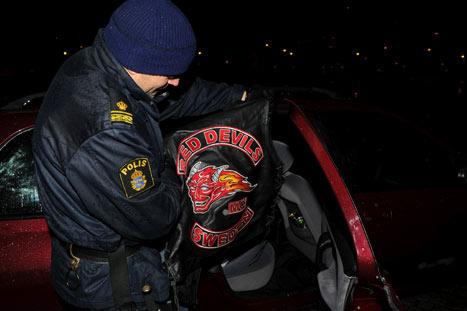 62 personer greps
