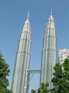 8 hechos sobre las Torres Petronas!
