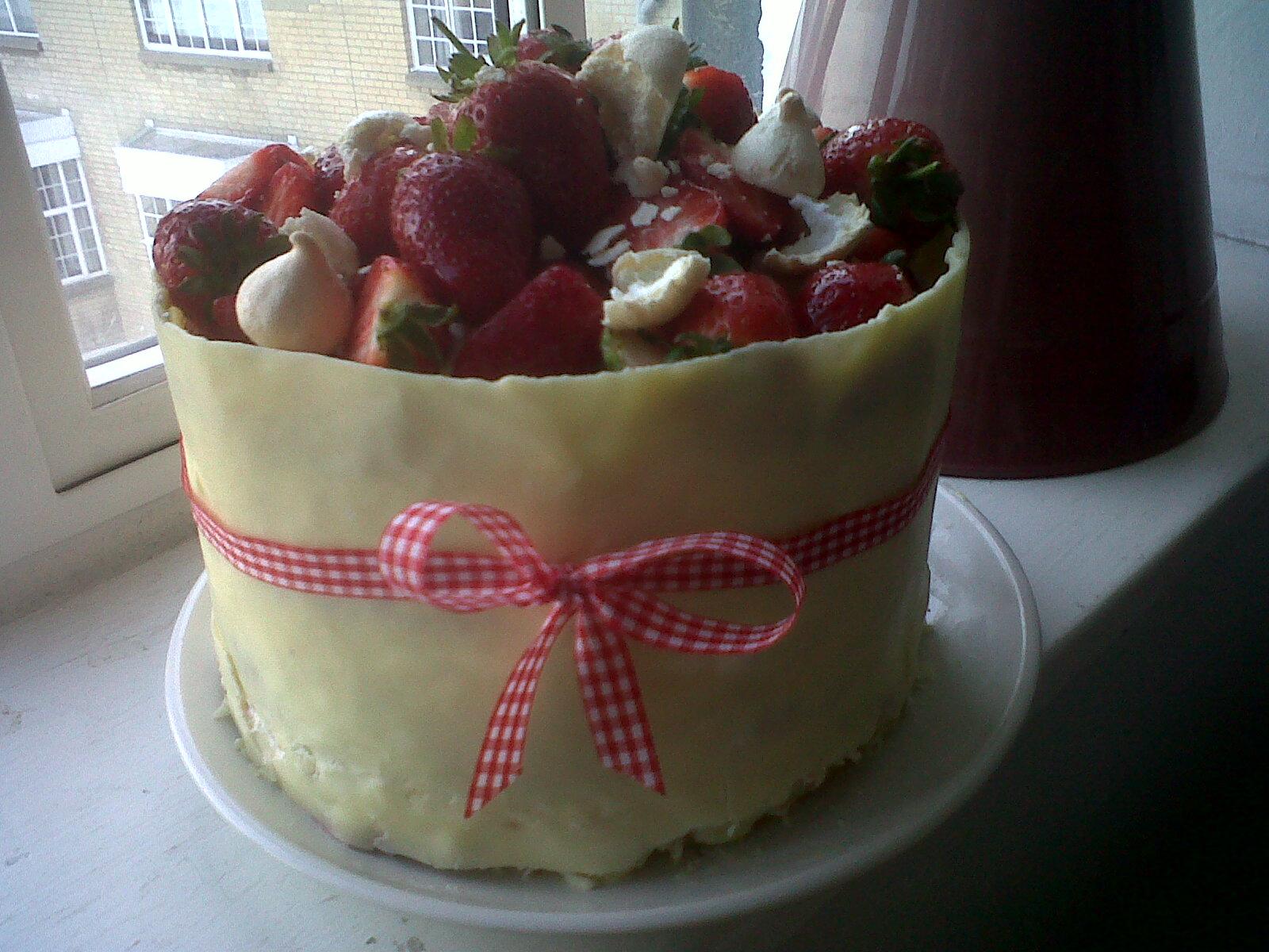 Tikustitches: Cake From Kedai Kek Jas