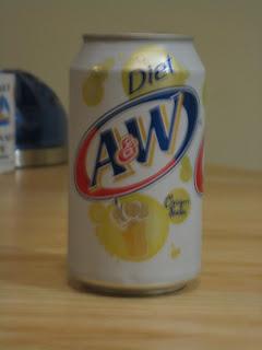 REVIEW: Diet A&W Cream Soda - Fast Food Geek