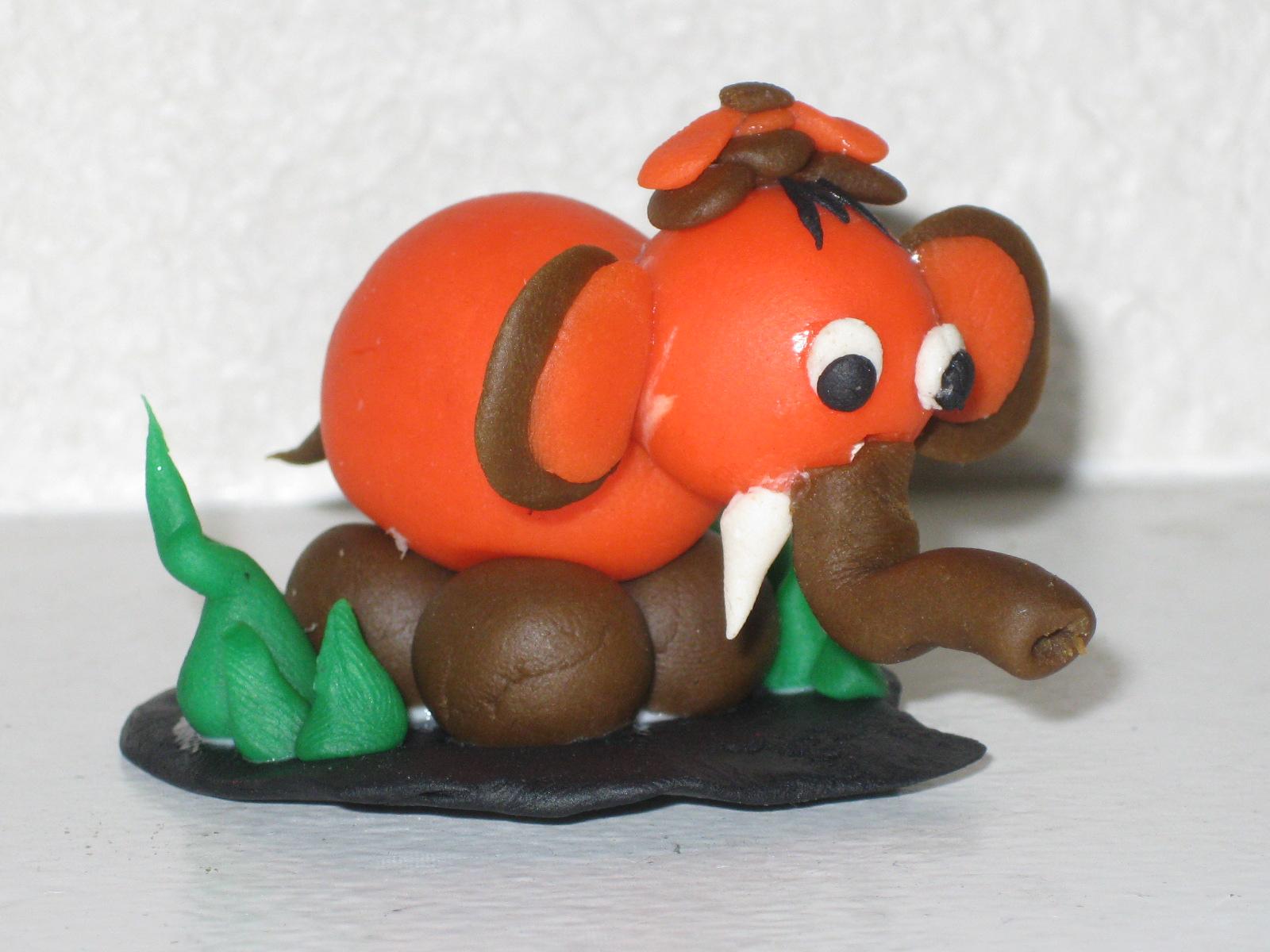 Preethiyin Kai Vannam: My Cute Clay Animals