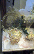 Yellow Depression Glass