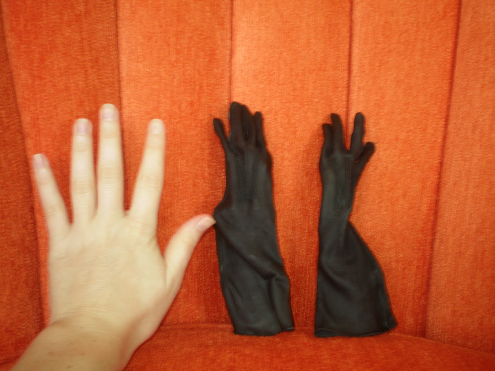 Molly's Sewing and Garage Sale Adventures: The Monkey Paw!