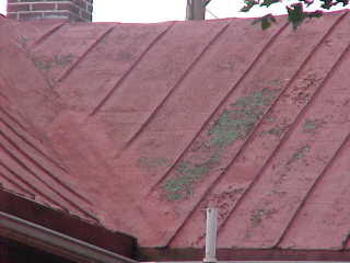 Tin Metal Roofing Roof Menders Inc
